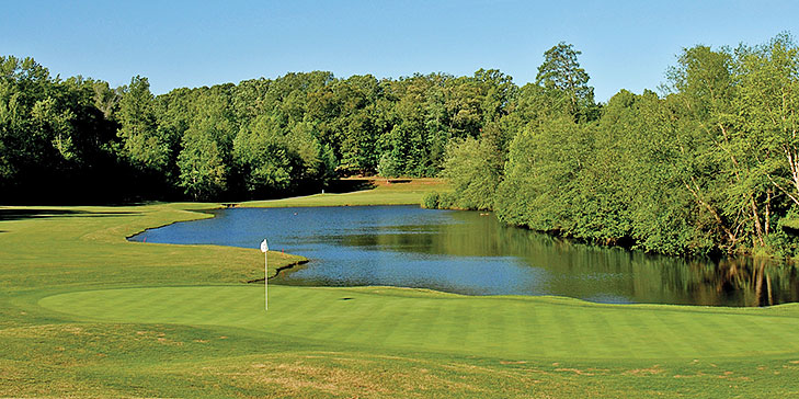 Billy Casper Golf unveils enhancements to Jennings Mill Country Club course