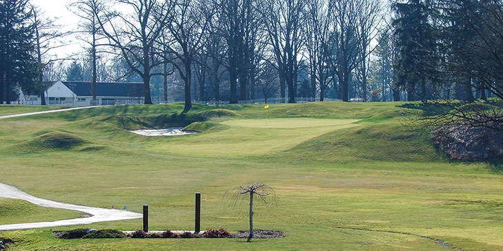Forse Design to carry out significant renovations at Lebanon Country Club