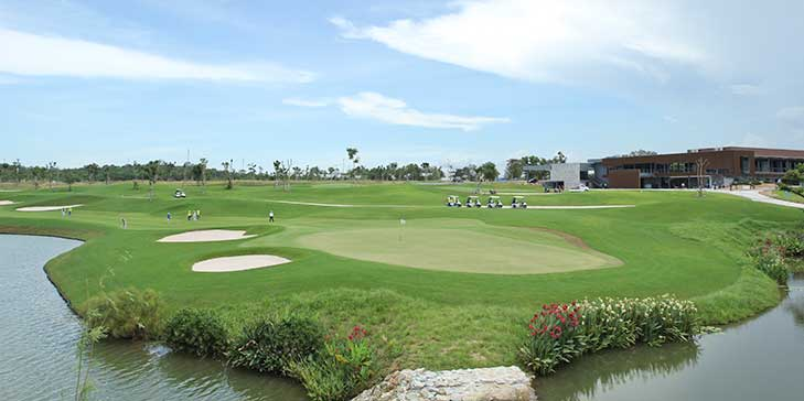 New course opens at Thailand's Siam Country Club