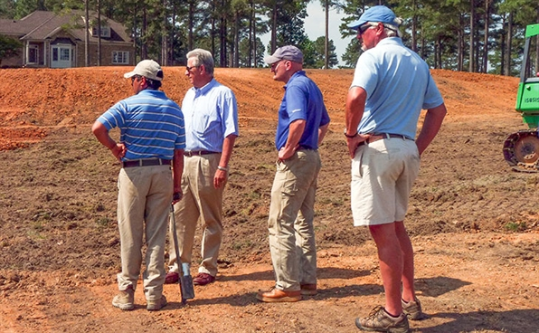 Playability, sustainability, pace are goals for Virginia course renovation