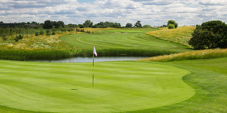 West London Golf Centre nine-hole course to open 5 July