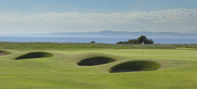 Composite course at Gullane planned for 2015 Scottish Open