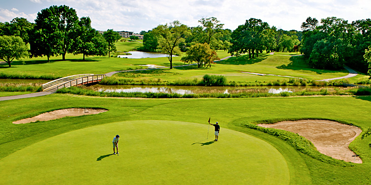 Restoration project completed at Eaglewood Resort & Spa course
