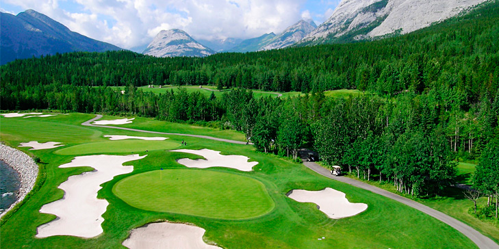 Kananaskis Country Golf Course to be restored following flood damage