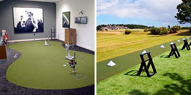 Huxley implements all-weather surfaces at Nike Performance Fitting Centre