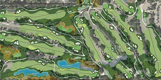 Jacobson Golf Course Design to renovate Glenview Park Golf Club