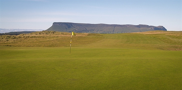 Ruddy aims to 'revitalise' Colt's classic Rosses Point at County Sligo
