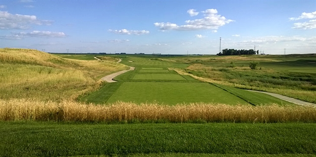 Spring 2015 opening scheduled for Rees Jones' prairie course
