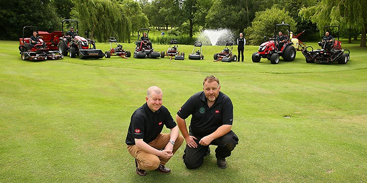 Chigwell Golf Club replaces turf machinery with Toro equipment