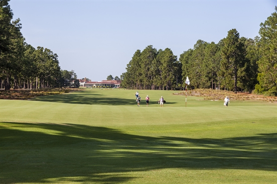 Pinehurst reopens No. 2 with new Champion bermuda greens