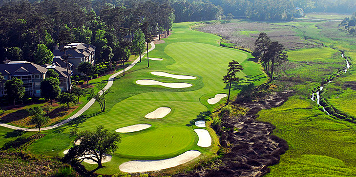 Kris Spence Golf Design Completes Greens Project At