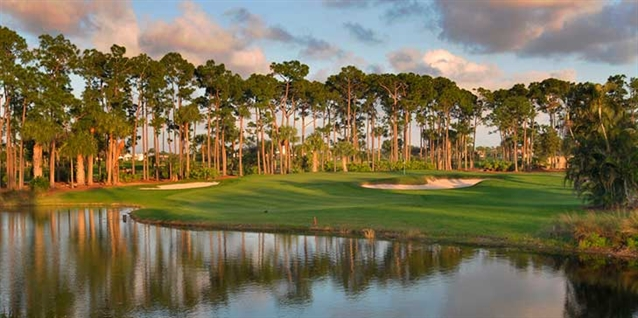 Nicklaus makes changes to fourteenth hole at PGA National's Champion Course