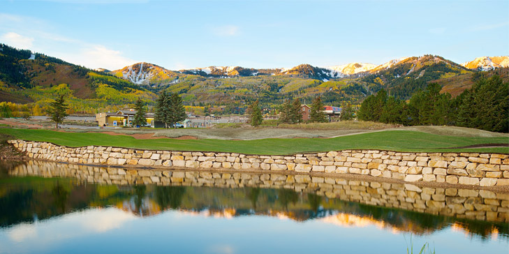 New Bates-designed course opens for play at the Canyons Resort