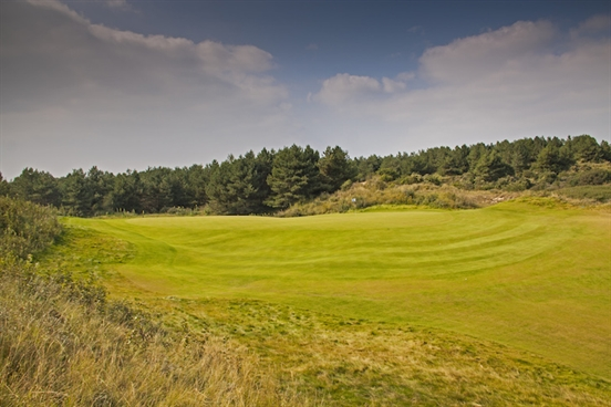 Pont and Boissonnas open two new greens at Le Touquet