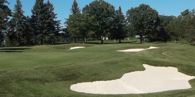 Kevin Norby enhances classic features at Bemidji Town and Country Club