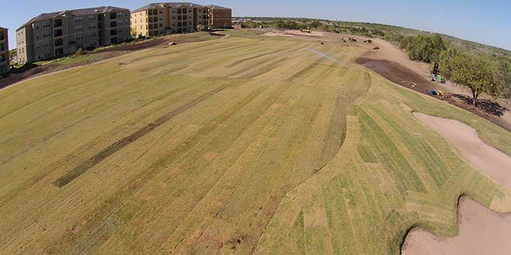 Bechtol oversees major renovation at The Golf Club of Texas