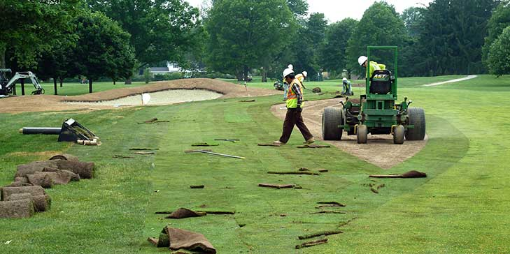 First phase of Highland Golf and Country Club restoration project concludes
