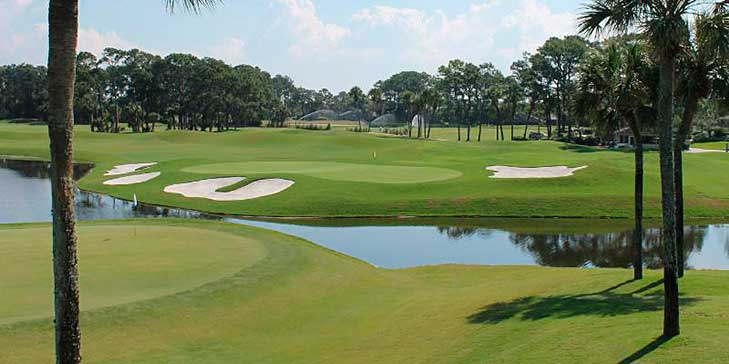 East nine at Sawgrass Country Club reopens for play