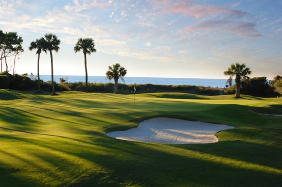 Love firm to redesign Ocean course at Sea Pines in South Carolina