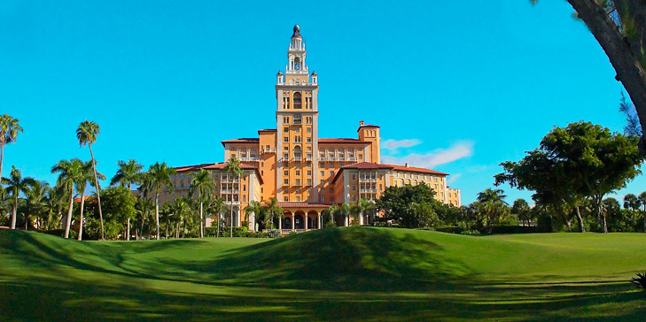 Upgrades made to golf facilities at The Biltmore Hotel