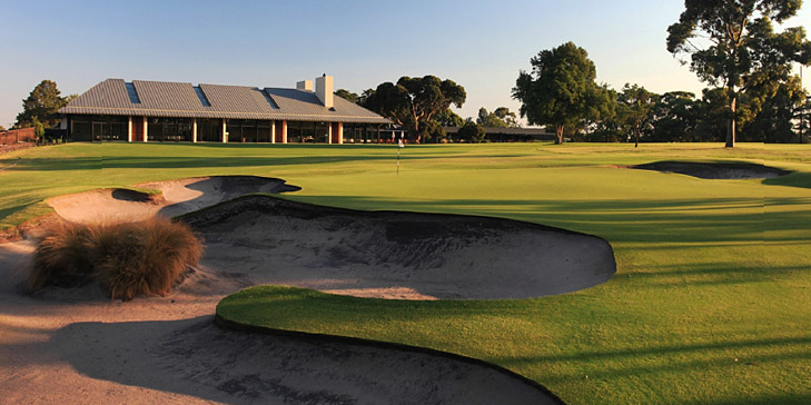 Metropolitan Golf Club appoints Crafter & Mogford as consulting architects