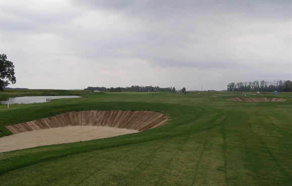 Improvements bring 40 per cent round increase at South Dakota course
