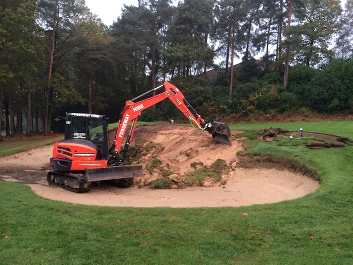 First phase of restoration works are completed at Camberley Heath