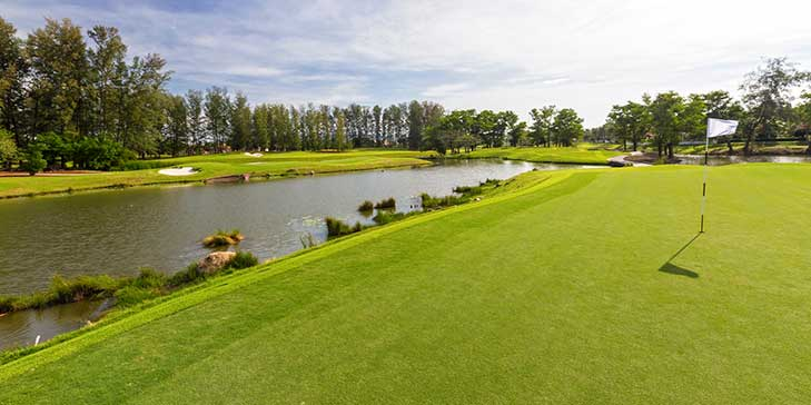 Laguna Phuket course reopens for play following Jansen's reworking