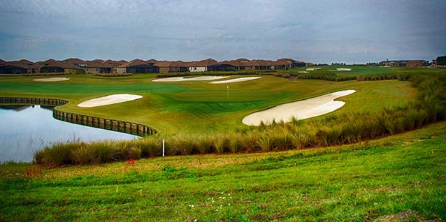 New 18 hole course unveiled at central Florida residential community
