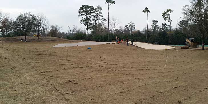 Tom and Logan Fazio leading renovation of River Oaks Country Club course