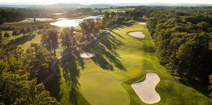 Pete Dye's firm to add nine new holes at Mystic Rock