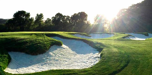 Eckenrode completes back nine of Quail Lodge and Golf Club