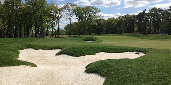 Tripp Davis' firm completes second phase of renovations at Spring Lake GC