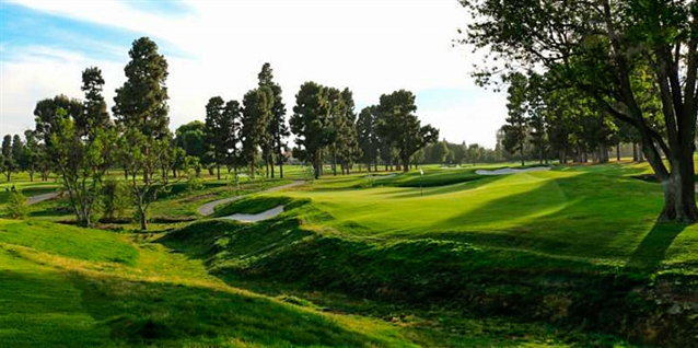 Todd Eckenrode-Origins Golf Design completes project at Brentwood CC
