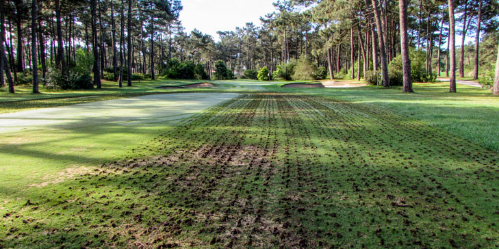 Enhancements made to courses at Aroeira golf resort
