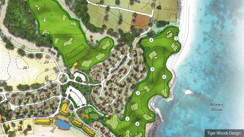 Tiger Woods Design Hired To Develop New Courses In The Bahamas
