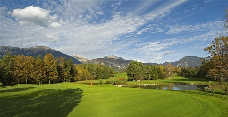 King's Course, Golf Club Bled