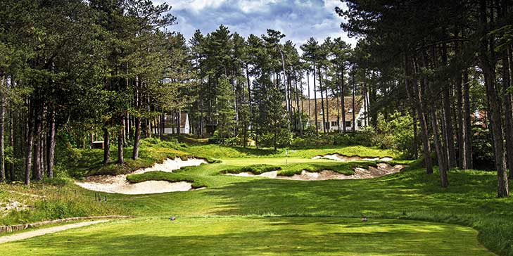 Pont and Boissonnas rejuvenate Les Pins course at Hardelot