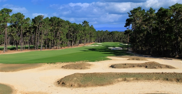 Poppy Hills reopens as Robert Trent Jones II completes renovation