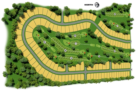 'Executive 9' course to open at Woodland Hills next autumn