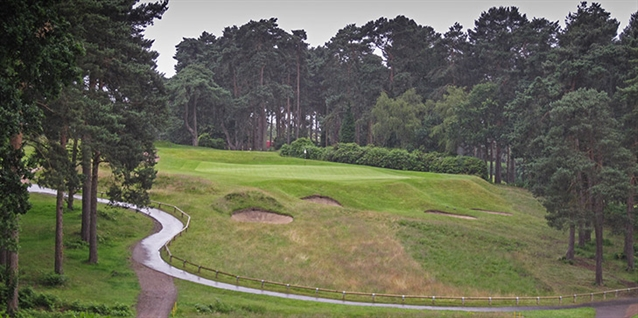 Frank Pont to oversee restoration of Camberley Heath Golf Club course
