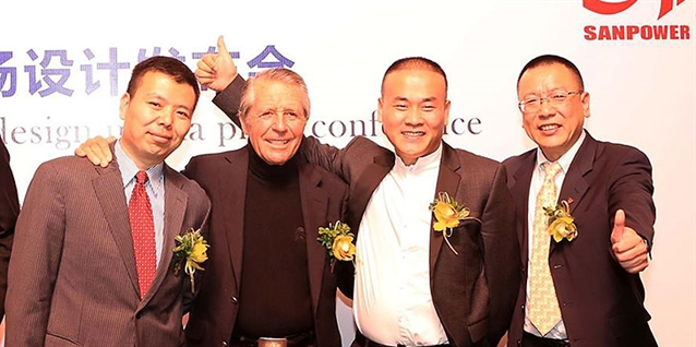 Gary Player's firm to redesign Beijing's Tianzhu Golf & Country Club course