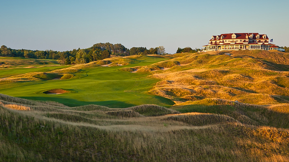 fry straka to design second course at arcadia bluffs