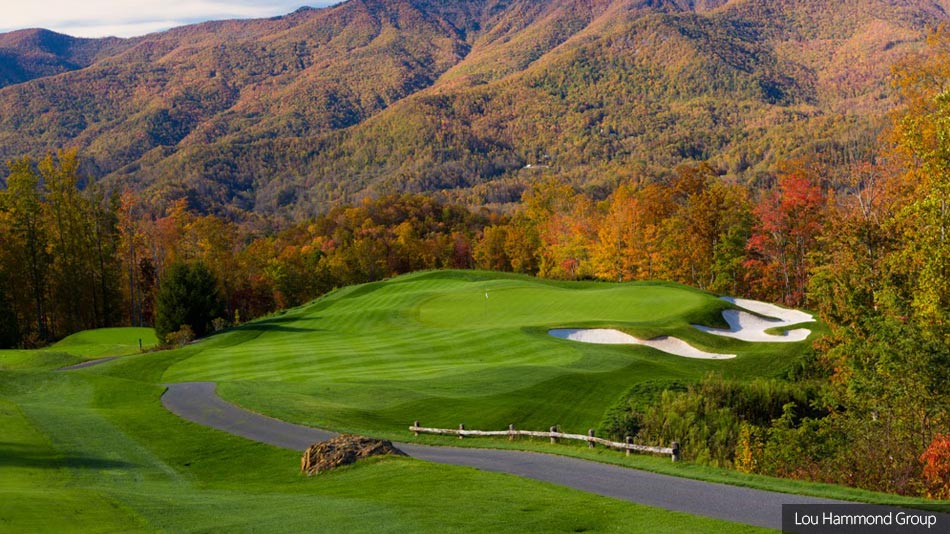 Course renovations commence at balsam mountain preserve for Balsam mountain