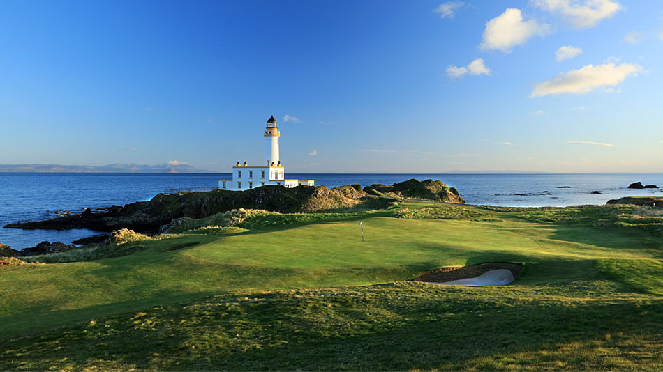 ailsa course at trump turnberry reopens following major