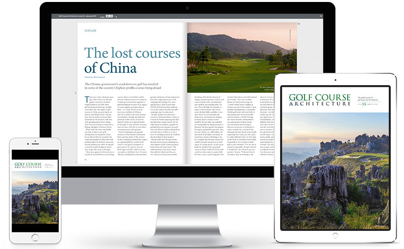 GCA Issue 54 - October 2018