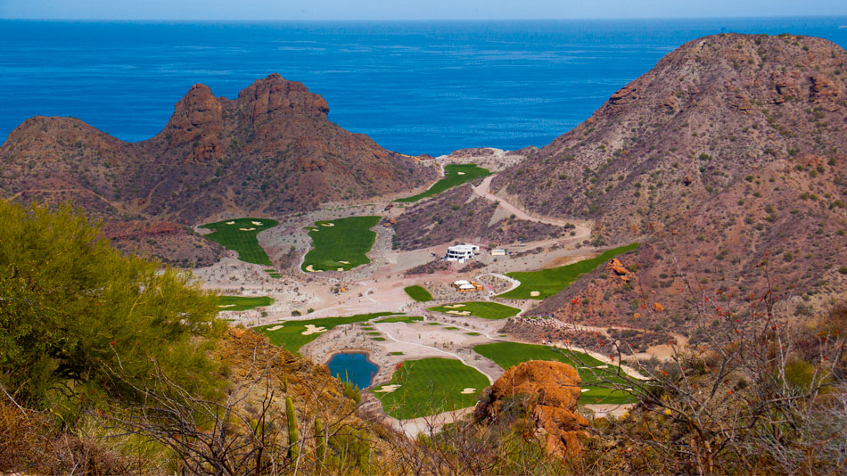 Rees Jones' Mexican Odyssey at Danzante Bay on jobs in loreto mexico, direct flights to loreto mexico, map of banderas bay mexico, safety in loreto mexico, flights to loreto baja mexico, information on loreto mexico, map of cortez mexico, villa del palmar loreto mexico, swimming in loreto mexico, things to do in loreto mexico, map of san miguel de allende mexico, map of barra de navidad mexico, bahia concepcion loreto mexico, islands of loreto mexico, map of baja mexican, homes in loreto mexico, loreto baja california sur mexico, atlas maps of baja california mexico, weather in loreto baja mexico, map of northern sea of cortez,