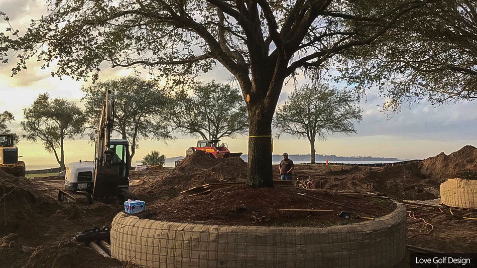 Redesign And Renovation Work To Take Place On Plantation Course At Sea Island