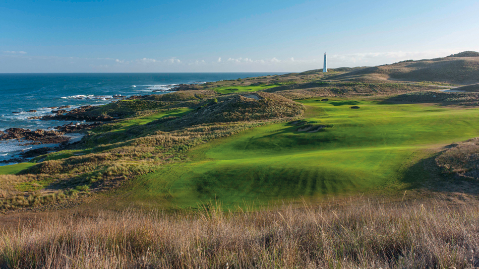 Cape Wickham 14th Hole