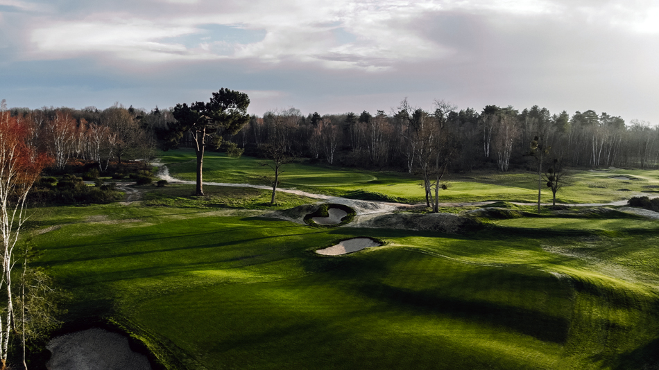Hanse credits the ownership team at Les Bordes for providing the freedom to create an exceptional golf experience